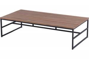 Bilde av Amsterdam Lounge Table 140x70x35cm, Teak top